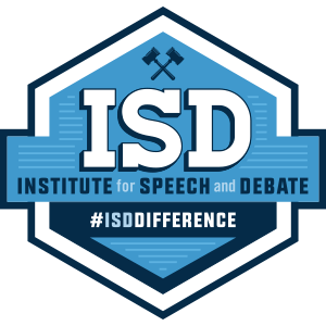 Institute for Speech and Debate